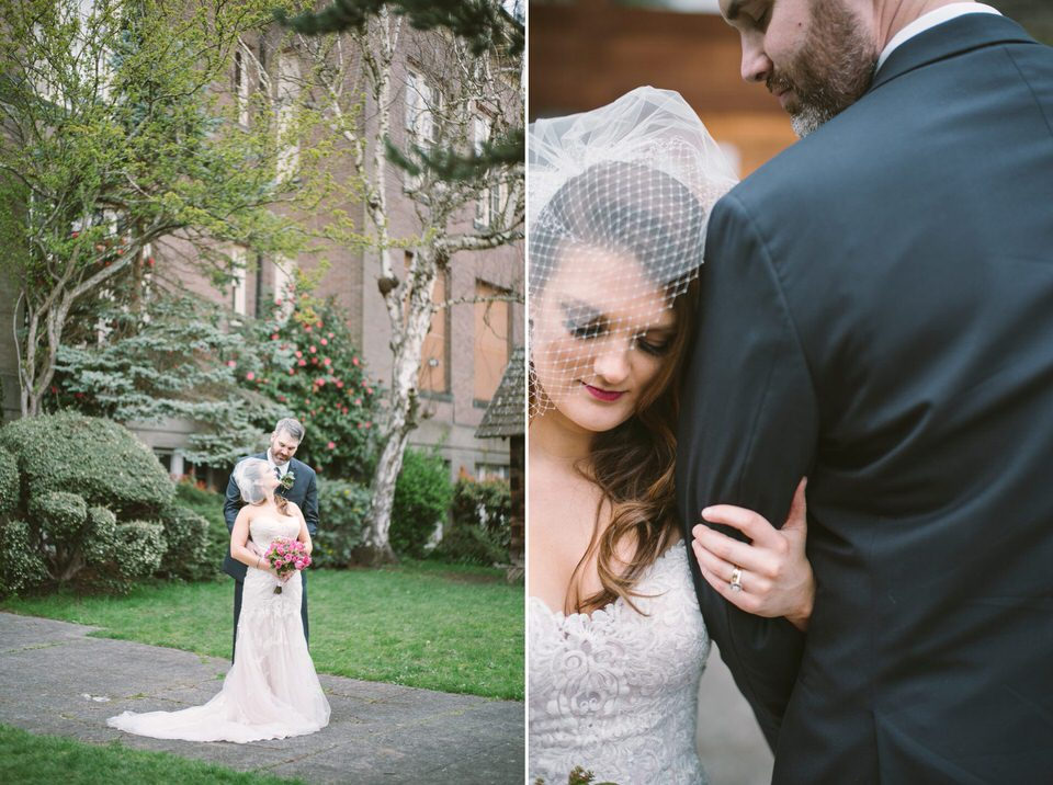 Ballard Seattle Wedding Kyle Larson Photography