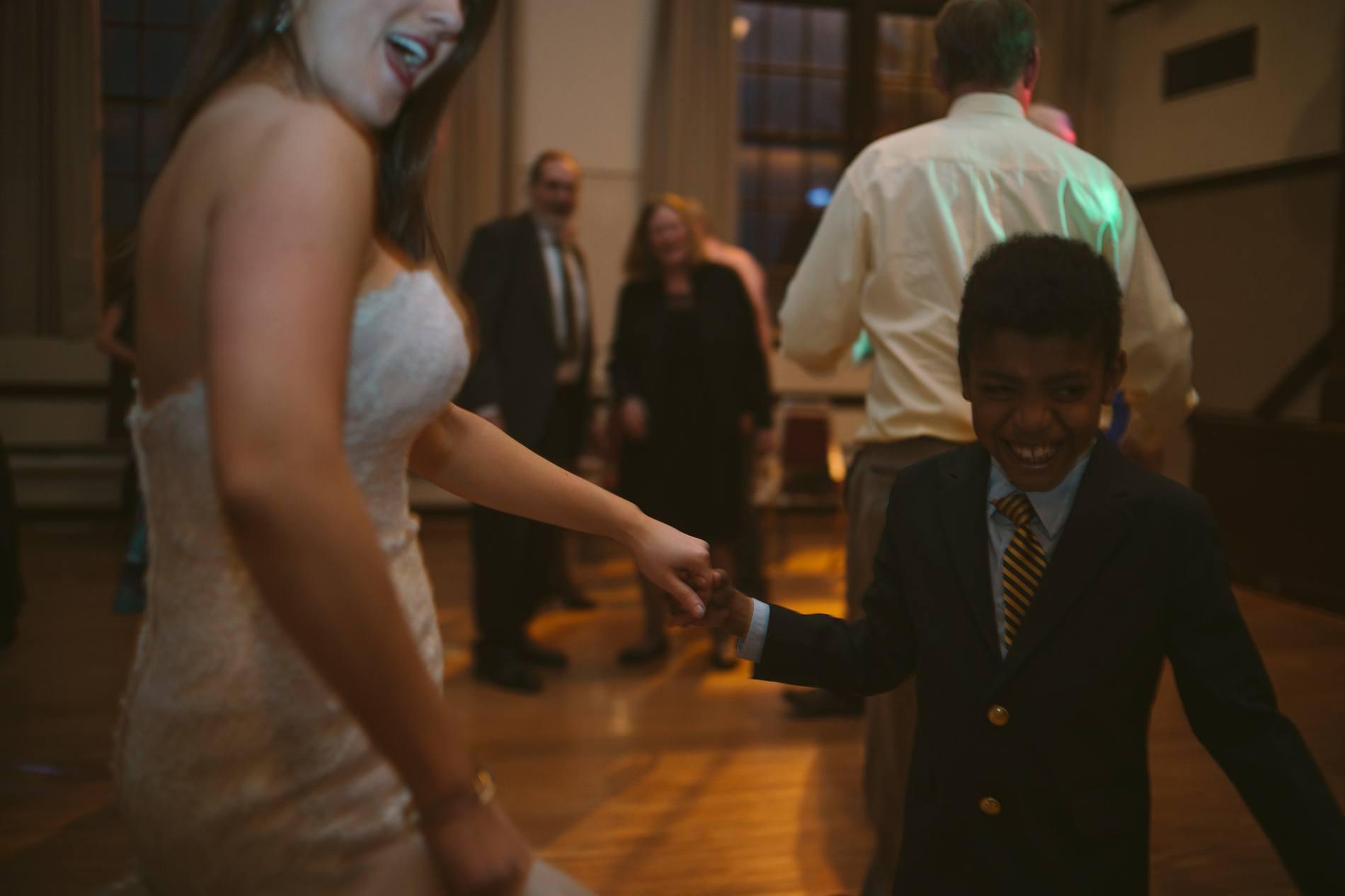 Ballard Seattle Wedding Kyle Larson Photography