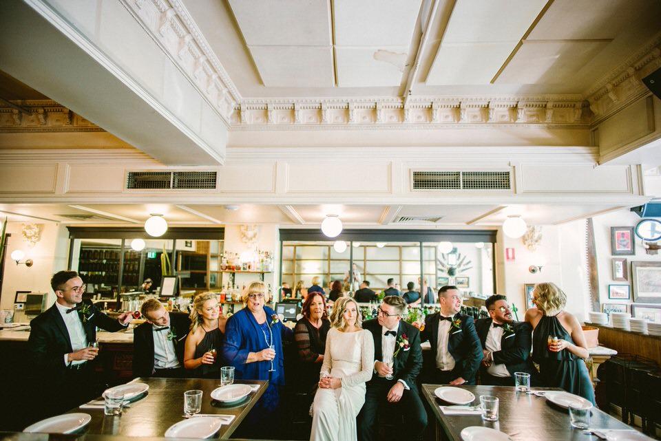 melbourne cbd wedding photography