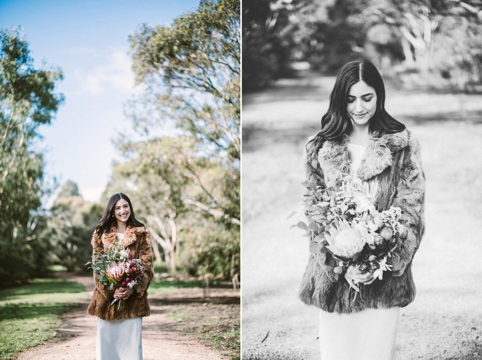 Kat + Henry Merri Creek Intimate Wedding
