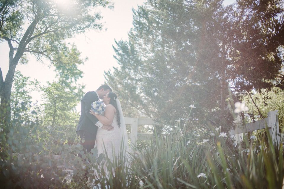 Country Wedding Kyle Larson