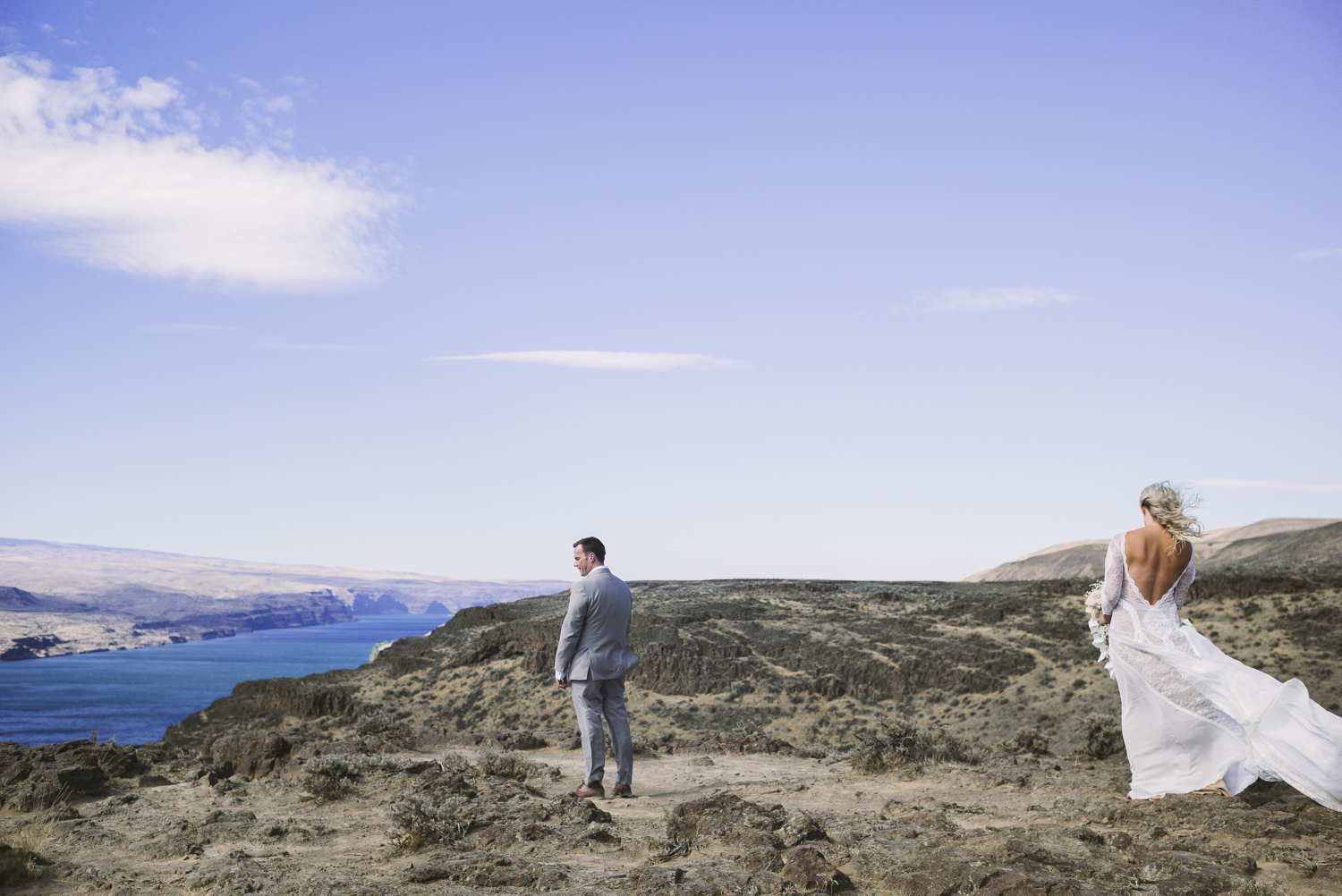 Eastern Washington Elopement